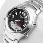 Edifice EFA-112D-1AV EDIFICE Momentum EFA-112D-1AVEF zegarek męski sportowy mineralne
