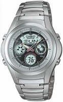 Zegarek męski Casio EDIFICE edifice EFA-114D-7AVEF - duże 1