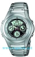 Zegarek męski Casio EDIFICE edifice EFA-114D-7AVEF - duże 2