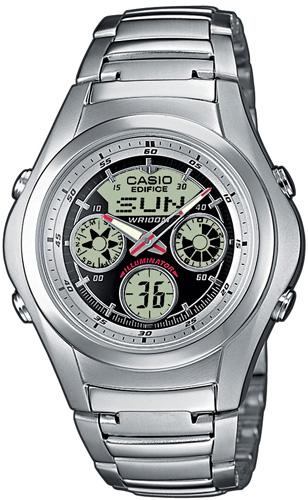 Zegarek Casio EDIFICE EFA-114D-7AVEF - duże 1