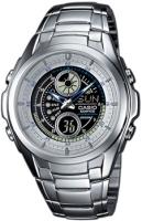 Zegarek męski Casio wyprzedaż EFA-116D-1A7VEF - duże 1