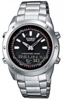 Zegarek męski Casio EDIFICE edifice EFA-118D-1AVEF - duże 1