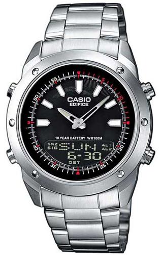 Zegarek Casio EDIFICE EFA-118D-1AVEF - duże 1