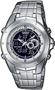 Zegarek męski Casio EDIFICE edifice EFA-119D-1A7VEF - duże 1