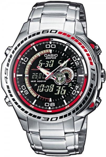 Zegarek Casio EDIFICE EFA-121D-1AVEF - duże 1