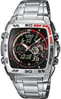 Zegarek męski Casio EDIFICE edifice momentum EFA-122D-1AVEF - duże 1