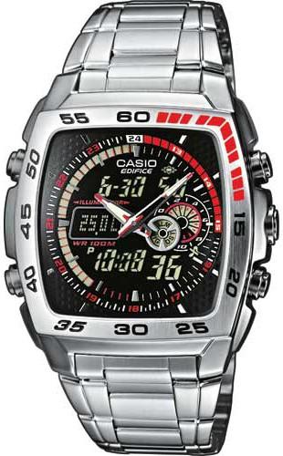 Zegarek Casio EDIFICE EFA-122D-1AVEF - duże 1
