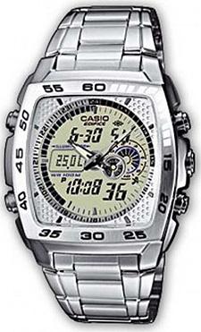 Zegarek męski Casio EDIFICE edifice EFA-122D-7AVEF - duże 1