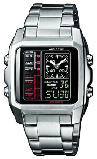 Zegarek męski Casio wyprzedaż EFA-124D-1AVEF - duże 1