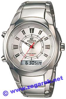 Zegarek Casio EDIFICE EFA-128D-7AVEF - duże 1