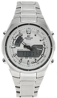 Zegarek Edifice Casio EFA-129D-7AV - męski - duże 3