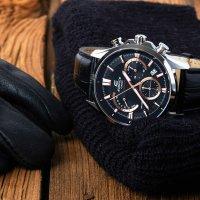 Zegarek męski Casio edifice momentum EFB-550L-1AVUER - duże 2