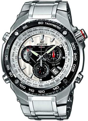 EFE-500D-7AVEF - zegarek męski - duże 3