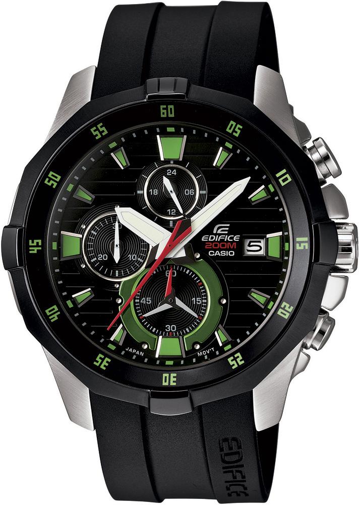 Zegarek Casio EDIFICE EFM-502-1A3VUEF - duże 1