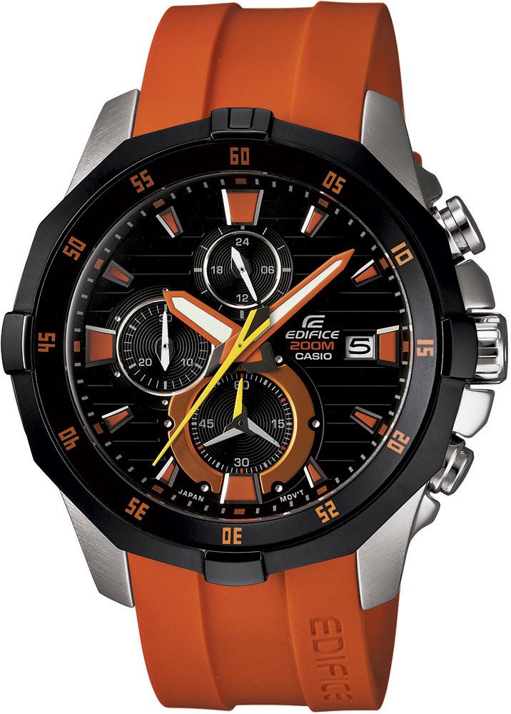 Zegarek Casio EDIFICE EFM-502-1A4VUEF - duże 1