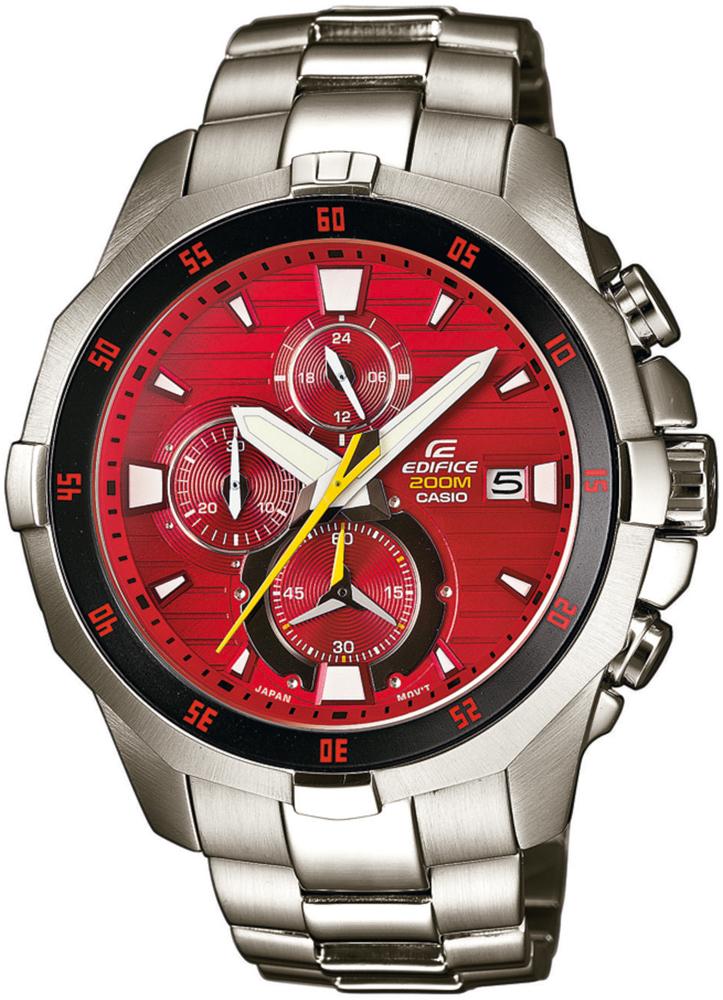 EFM-502D-4AVUEF - zegarek męski - duże 3