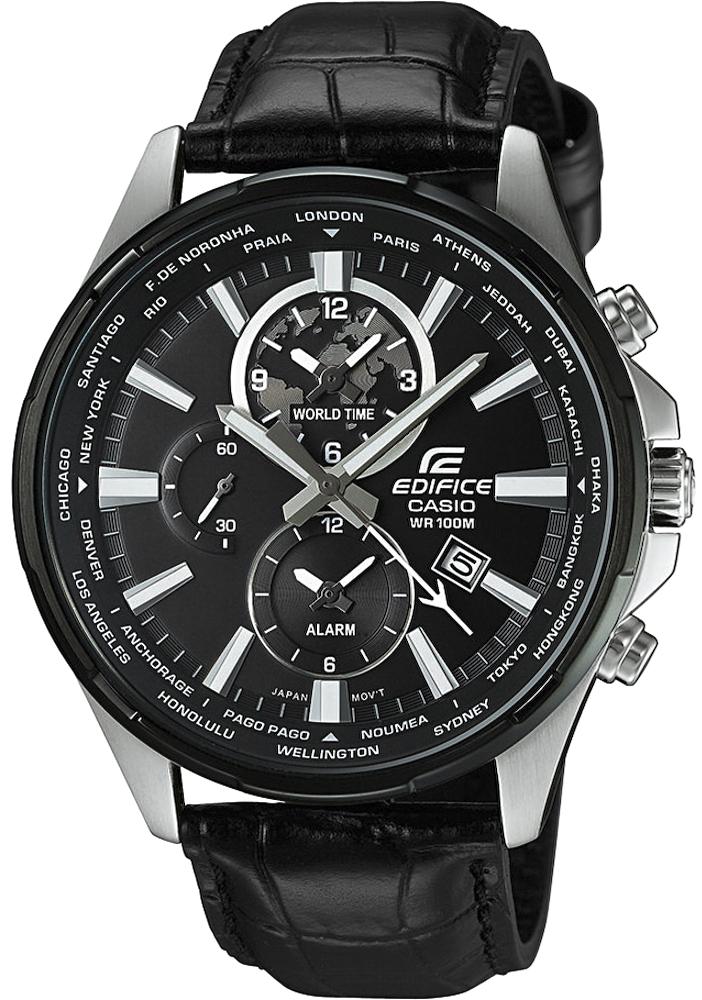 EFR-304BL-1AVUEF - zegarek męski - duże 3
