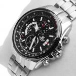 Edifice EFR-501SP-1AVEF zegarek Edifice z chronograf