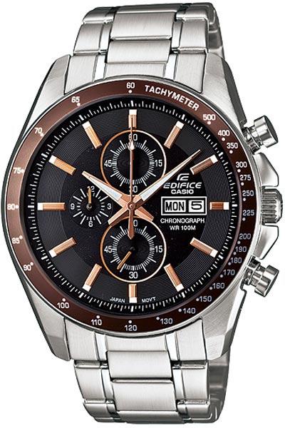 EFR-502D-5AVEF - zegarek męski - duże 3
