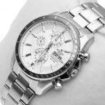 Edifice EFR-502D-7AVEF zegarek Edifice z chronograf