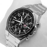 Edifice EFR-503D-1A1VEF zegarek Edifice z chronograf