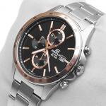 Edifice EFR-504D-1A5VEF EDIFICE Momentum zegarek męski sportowy mineralne