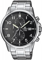 Zegarek męski Casio EDIFICE edifice momentum EFR-505D-1AVEF - duże 1
