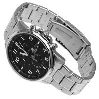 Zegarek męski Casio edifice momentum EFR-505D-1AVEF - duże 2