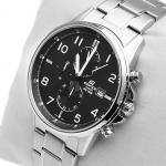 Zegarek męski Casio edifice momentum EFR-505D-1AVEF - duże 5
