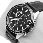 Edifice EFR-510L-1AVEF zegarek EDIFICE Momentum z chronograf