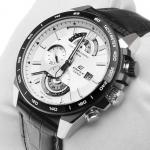 Edifice EFR-520L-7AVEF zegarek Edifice z chronograf