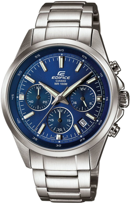 Zegarek Casio EDIFICE EFR-527D-2AVUEF - duże 1