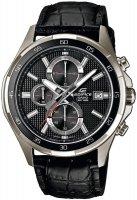 Zegarek męski Casio EDIFICE edifice momentum EFR-531L-1AVUEF - duże 1