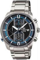 Zegarek męski Casio EDIFICE edifice momentum EFR-533D-1AVUEF - duże 1