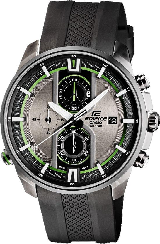 Zegarek Casio EDIFICE EFR-533PB-8AVUEF - duże 1