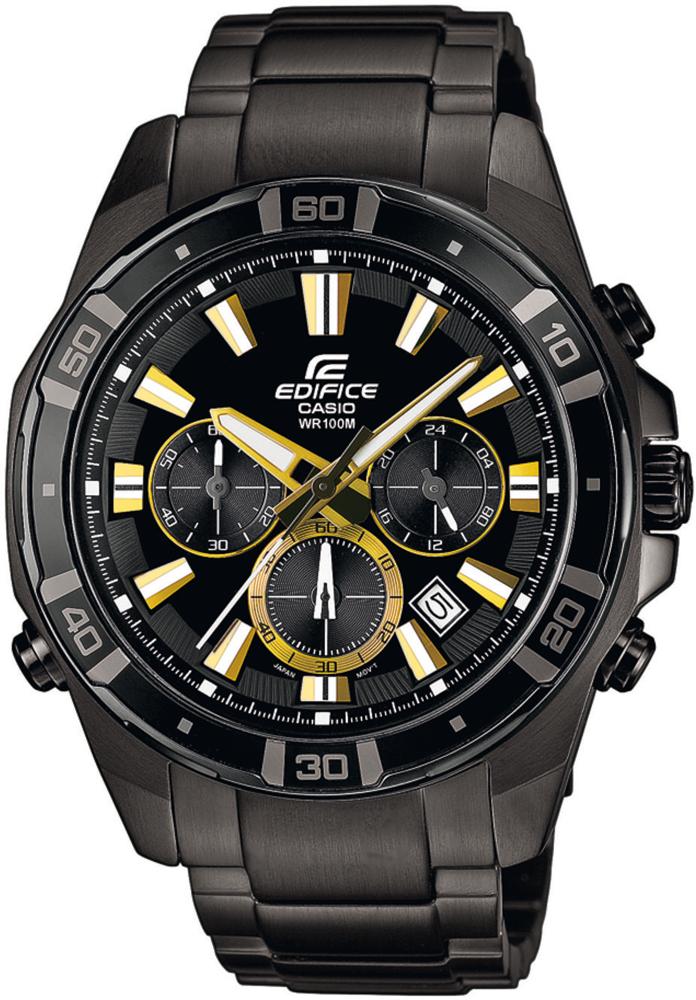 EFR-534BK-1AVEF - zegarek męski - duże 3