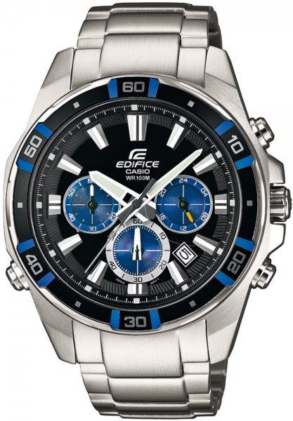 Zegarek Casio EDIFICE EFR-534D-1A2VEF - duże 1