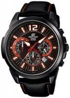 Zegarek męski Casio edifice momentum EFR-535BL-1A4VUEF - duże 1