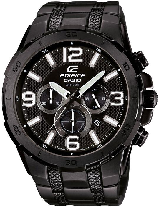 EFR-538BK-1AVUEF - zegarek męski - duże 3