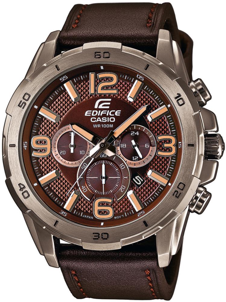 EFR-538L-5AVUEF - zegarek męski - duże 3