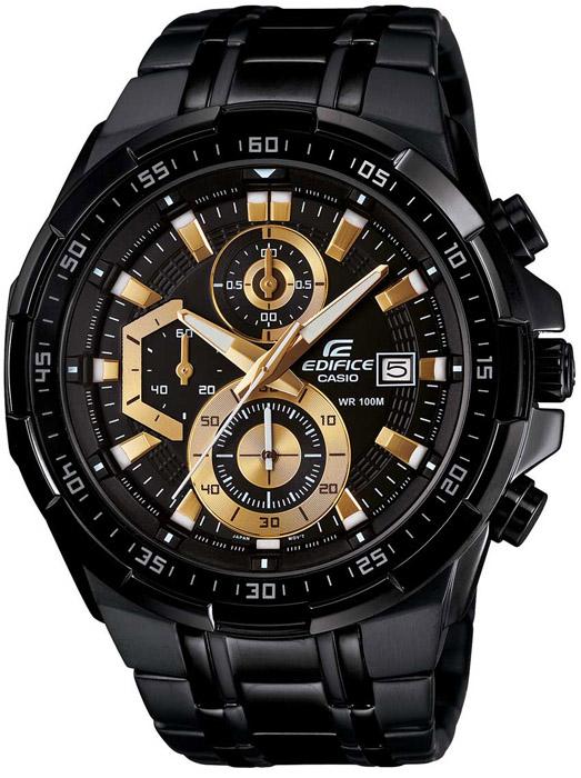 EFR-539BK-1AVUEF - zegarek męski - duże 3