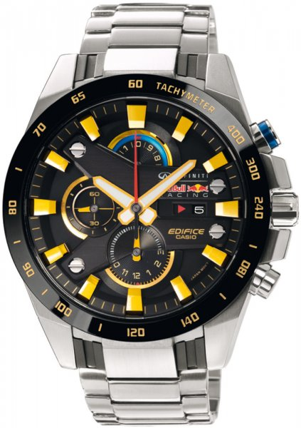 Edifice EFR-540RB-1AER Edifice Infiniti Red Bull Racing Limited Edition