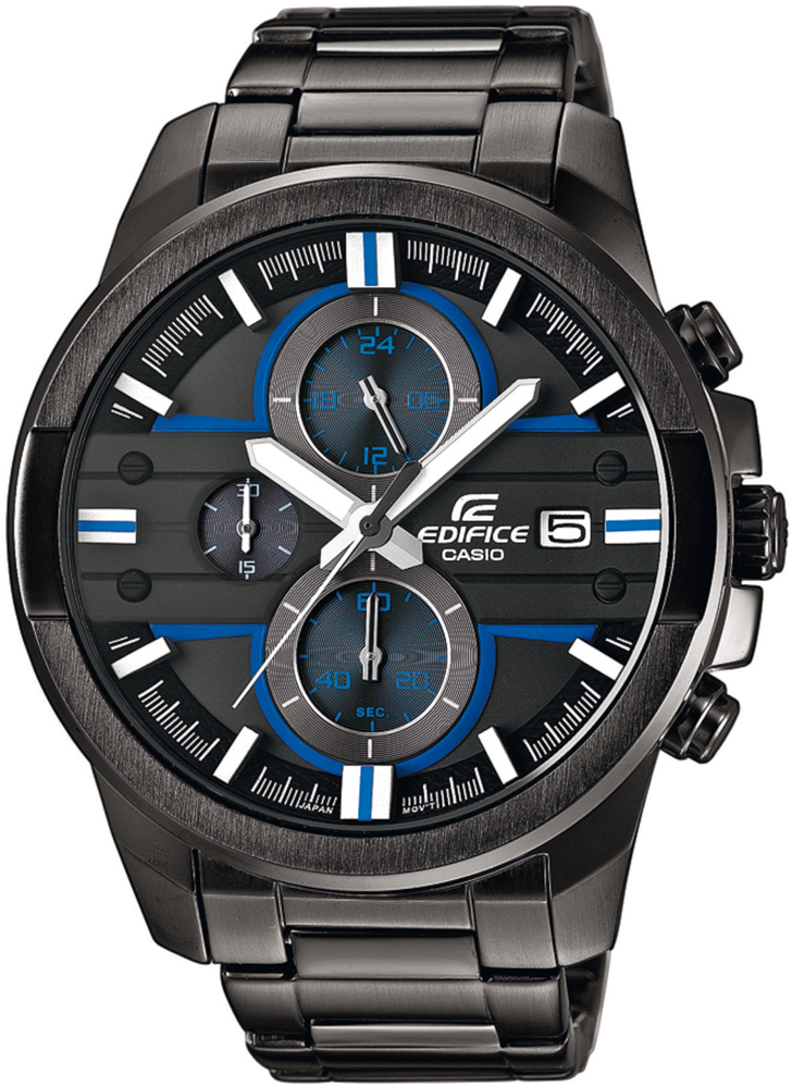 EFR-543BK-1A2VUEF - zegarek męski - duże 3