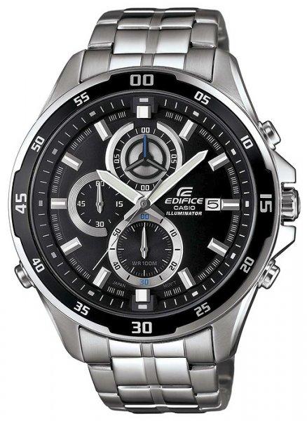 Zegarek męski Casio EDIFICE edifice momentum EFR-547D-1AVUEF - duże 3