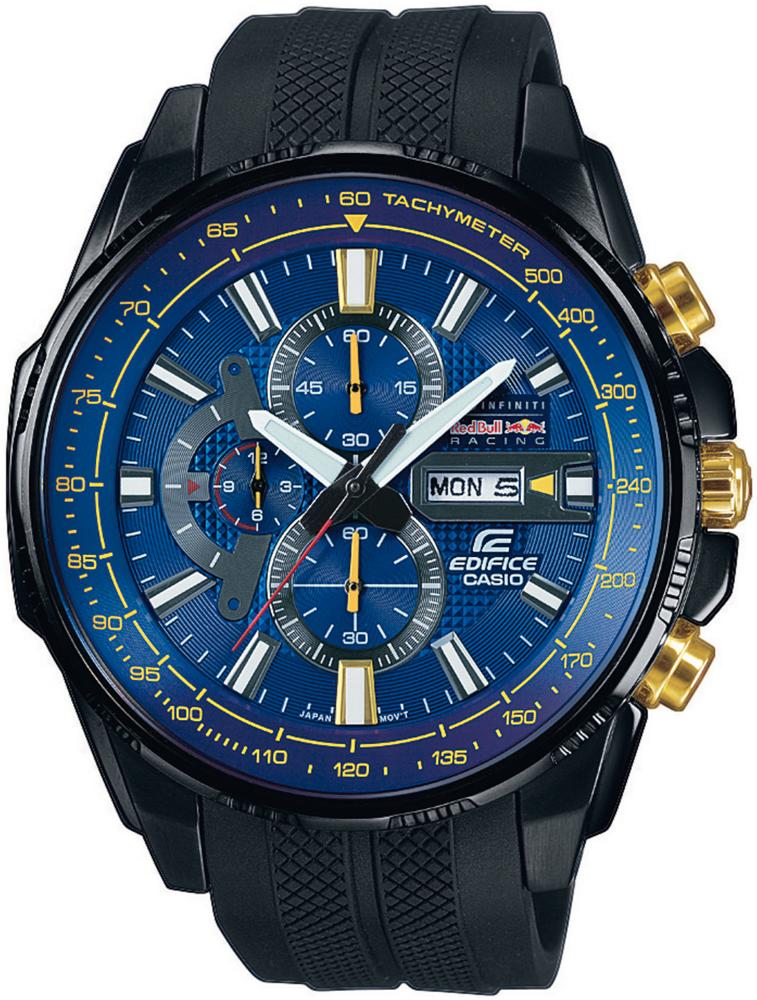 Zegarek Edifice Casio Infiniti Red Bull Racing Limited Edition - męski - duże 3