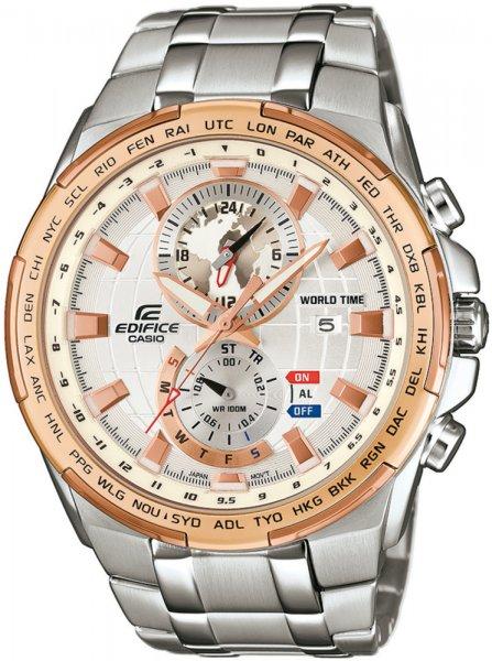 Zegarek Casio EDIFICE EFR-550D-7AVUEF - duże 1