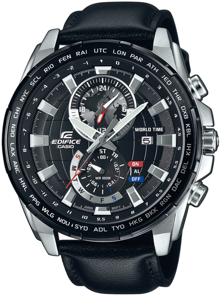 Zegarek Casio EDIFICE EFR-550L-1AVUEF - duże 1
