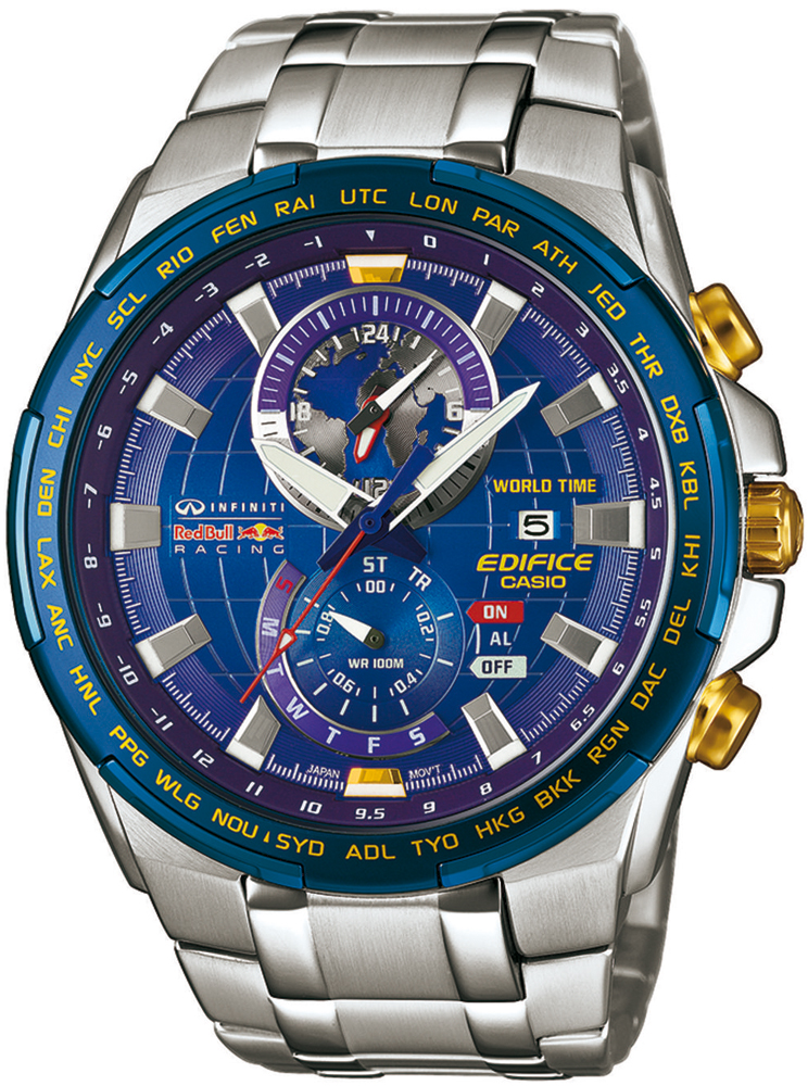 Edifice EFR-550RB-2AER Edifice Infiniti Red Bull Racing Limited Edition