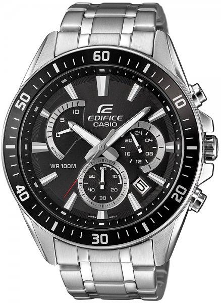 Zegarek Casio EDIFICE EFR-552D-1AVUEF - duże 1