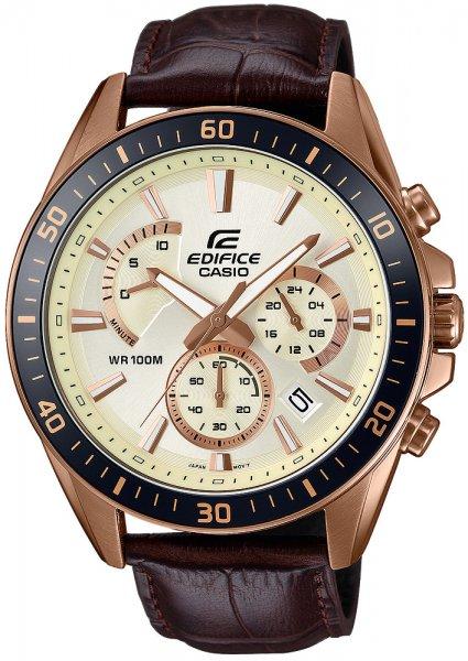 EFR-552GL-7AVUEF - zegarek męski - duże 3